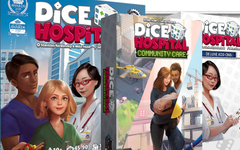 Test – Dice Hospital + extensions Deluxe et Soins Communautaires Deluxe !