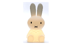 Veilleuse Mr Maria Miffy XL : originale et moderne