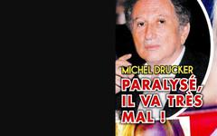 Michel Drucker paralysé et au plus mal, mise au point avec Carla Bruni